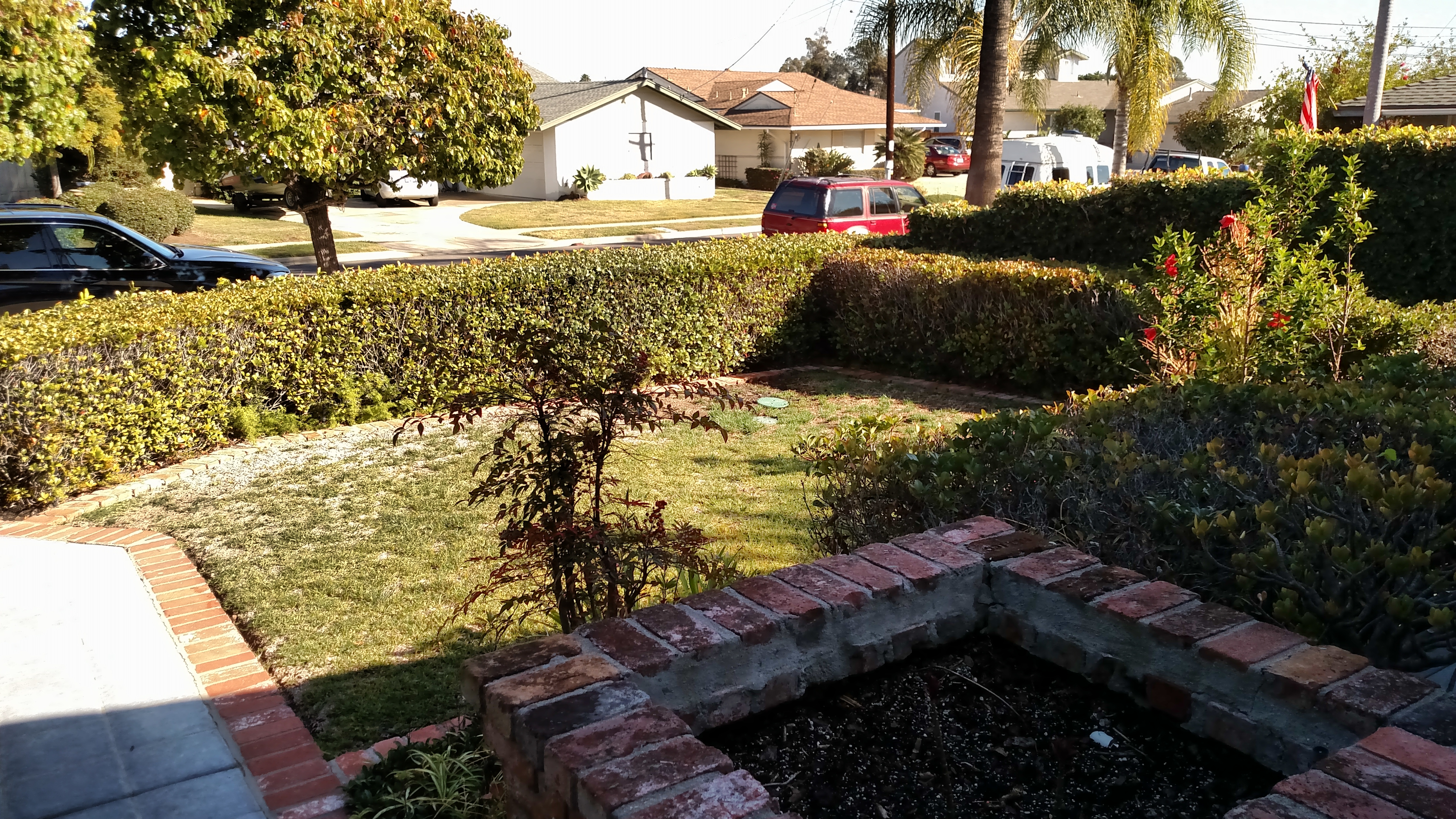 Front Deck Before Shot