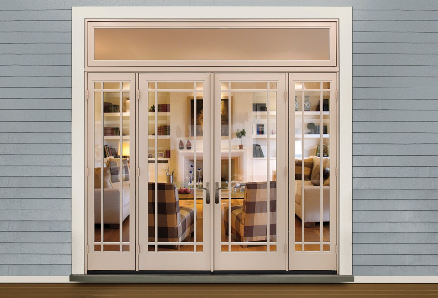 Venting Patio Doors patio door installation - install new construction doors | milgard