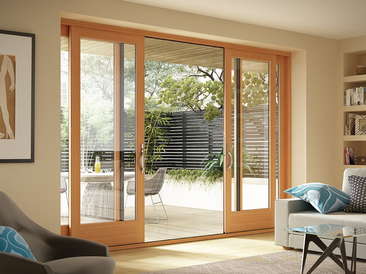 Milgard Launches New French Sliding Door Milgard
