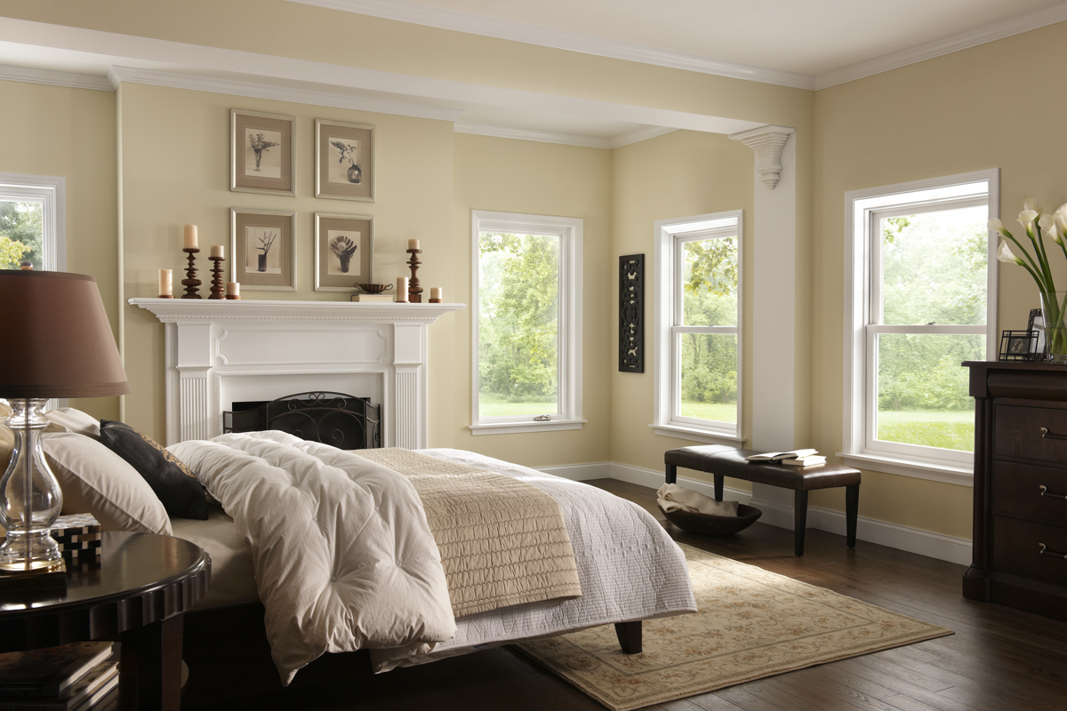 Essence® Series White Wood Windows