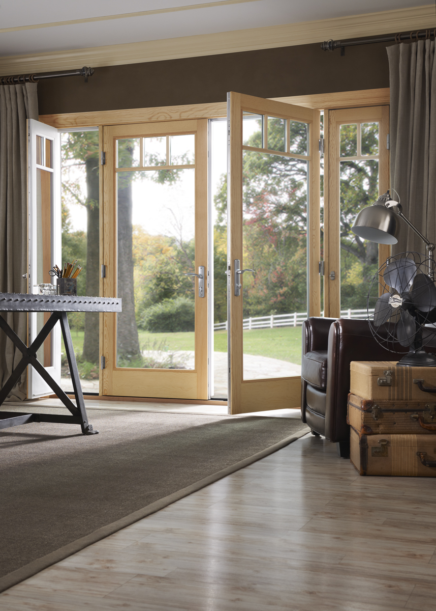 Can You Replace A Sliding Glass Door With French Doors