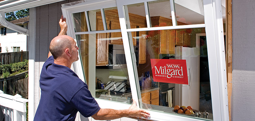 Window And Door Installation Milgard Windows Doors