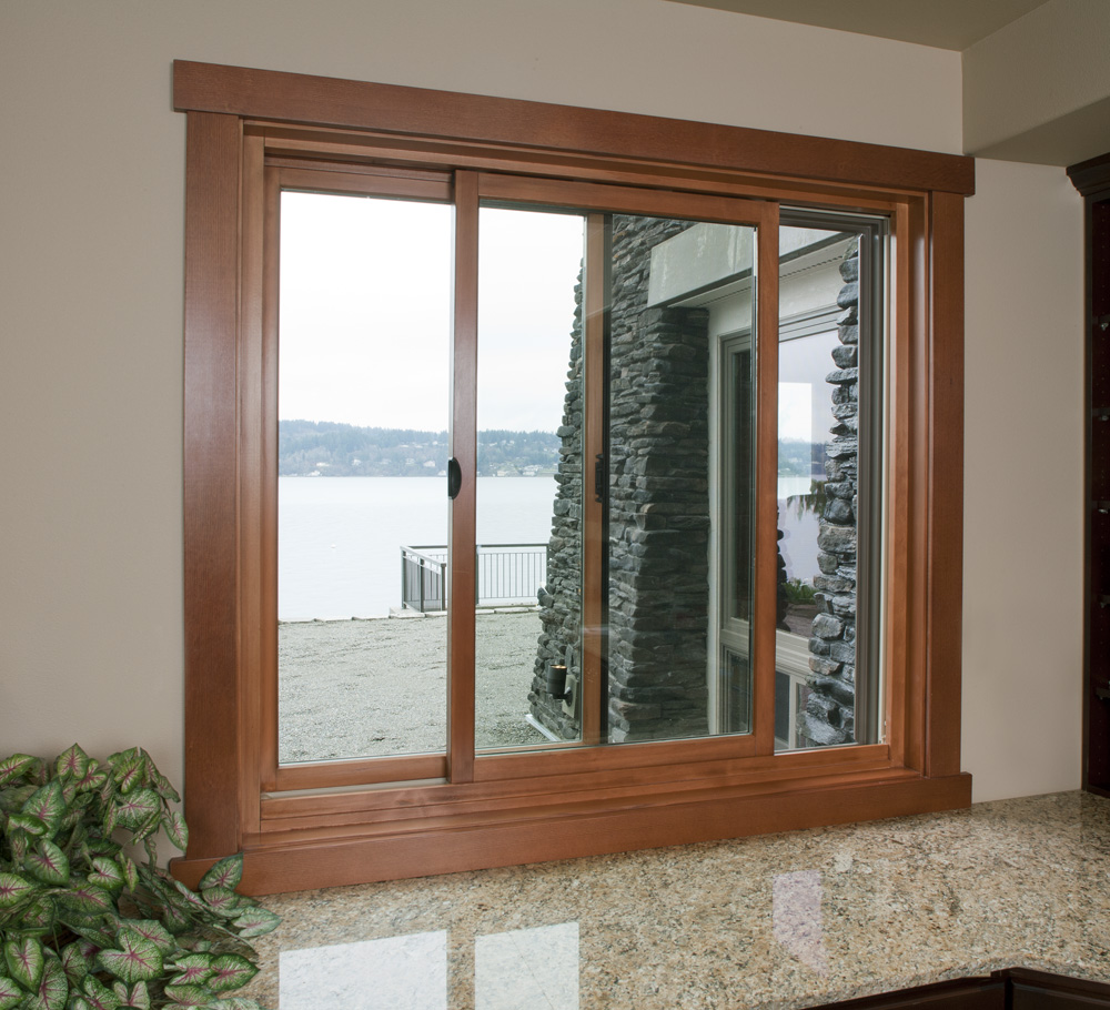 Double horizontal sliding window sliding glass window for Sliding glass windows