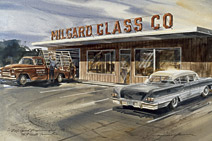 Milgard Glass Company, 1958