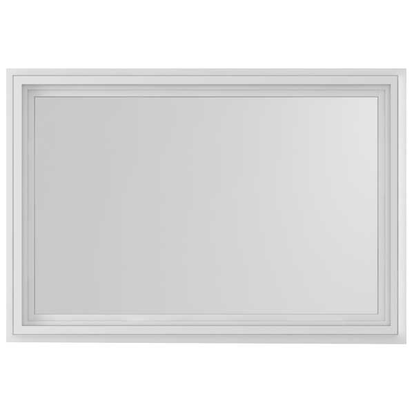 Hermosa series vinyl picture window milgard for Milgard vinyl windows