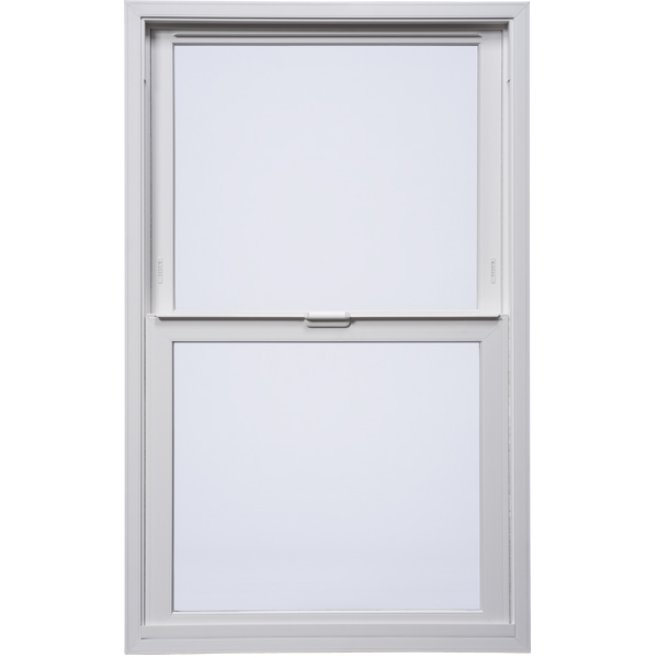 Tuscany series double hung window milgard for Double hung window