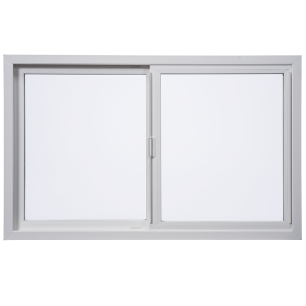 Tuscany series horizontal slider milgard for Milgard vinyl windows
