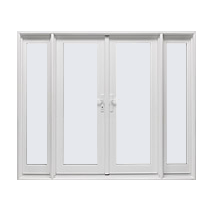 Tuscany 174 Series Out Swing French Doors Milgard
