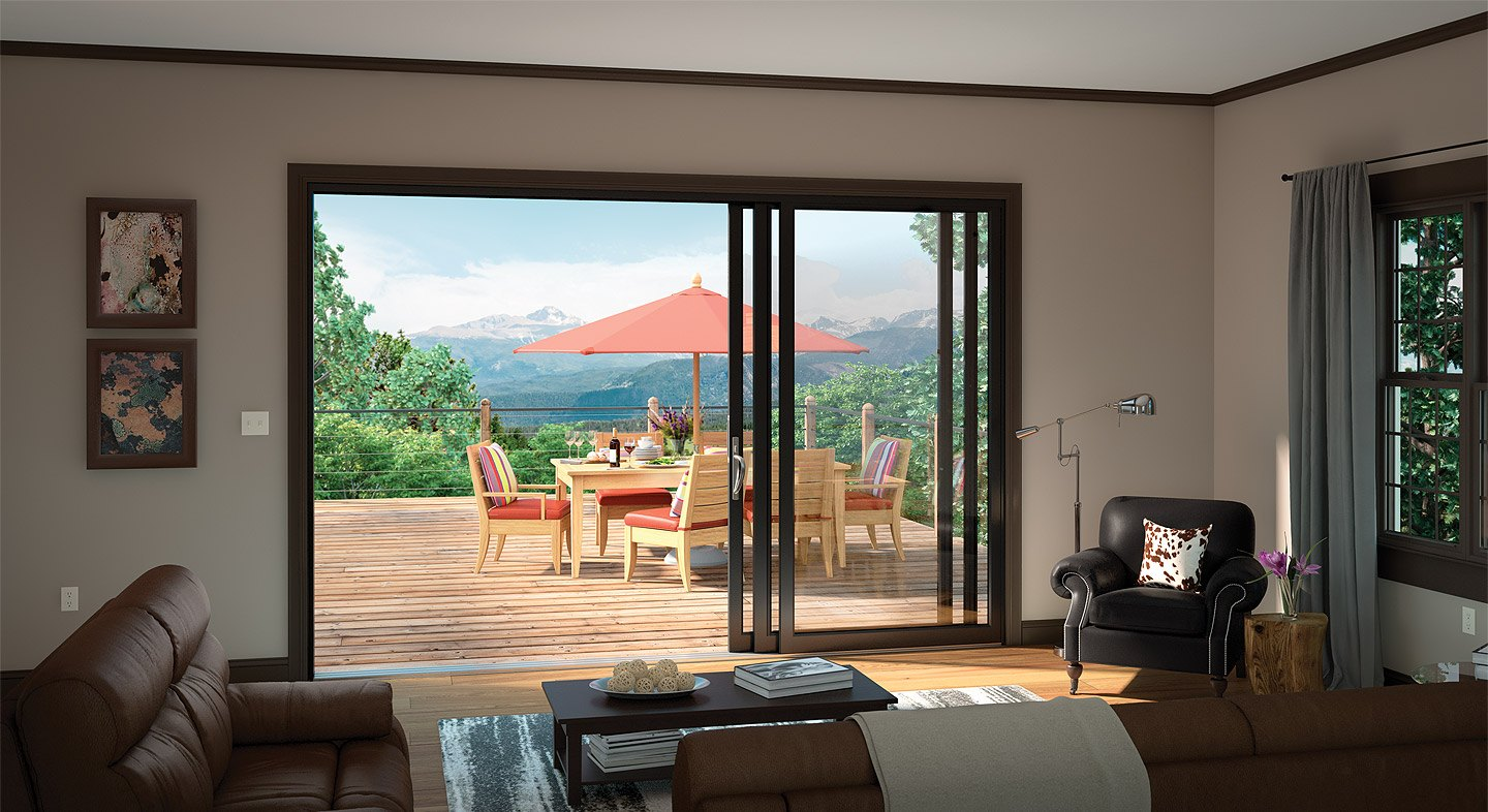 Stacking Sliding Folding Glass Doors Moving Glass Wall Systems
