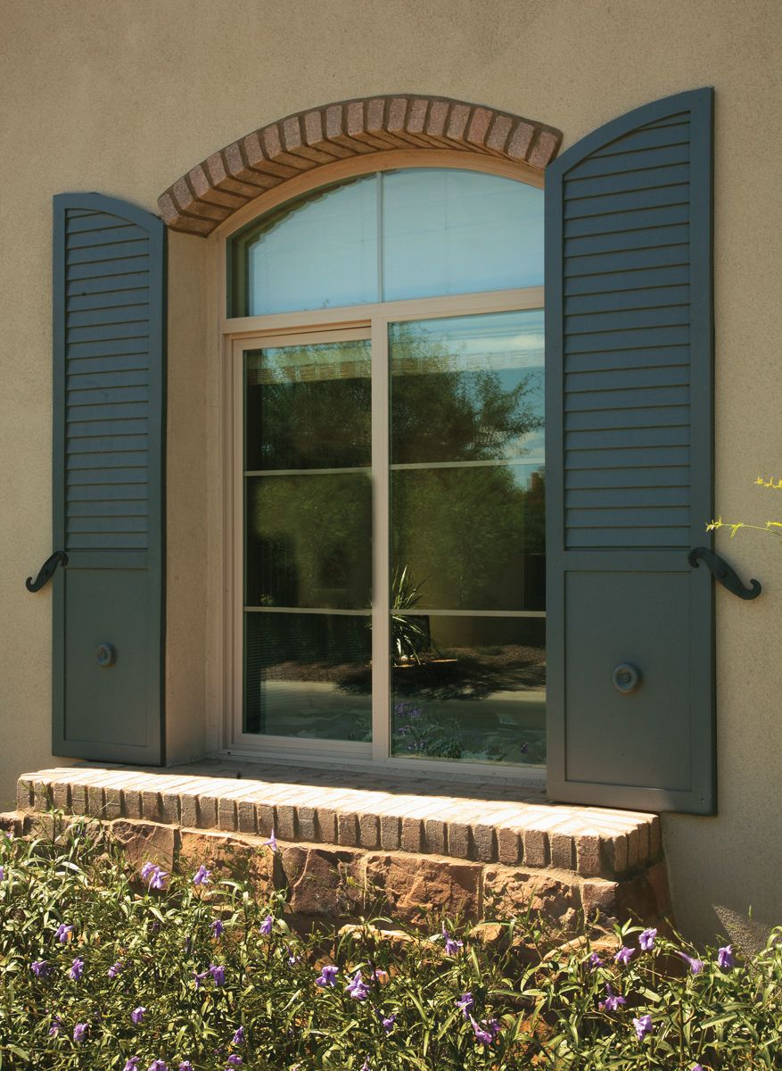 Premium exterior vinyl finishes milgard windows doors for Milgard vinyl windows