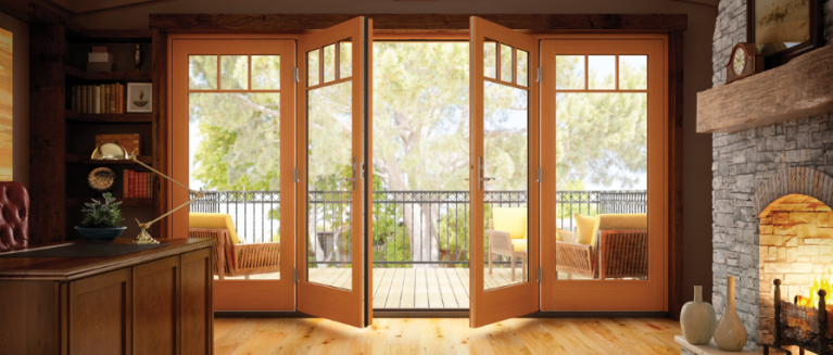 The Latest In Swinging French Patio Doors Is Now Available Milgard