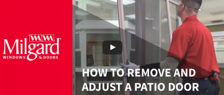 Removing Your Patio Door Screen Does Not Need To Be A Chore. Follow Our  Instructions And Watch The Video Below To Easily Remove Your Patio Door  Screen And ...