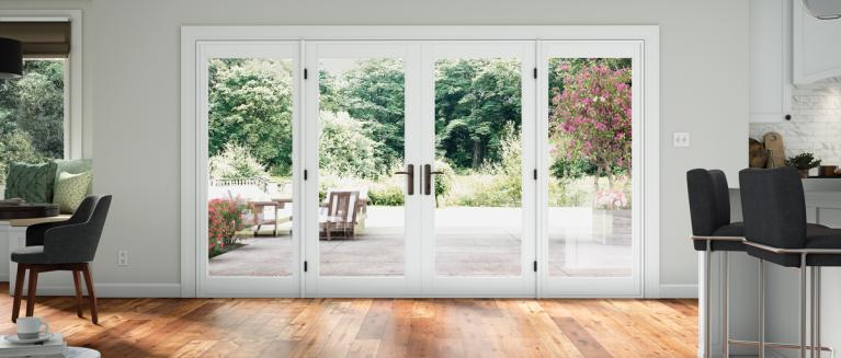 Can You Replace A Sliding Gl Door With French Doors
