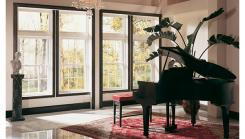 milgard has a variety of colors materials sound control windows and styles to match what your window ideas for living room decorating are