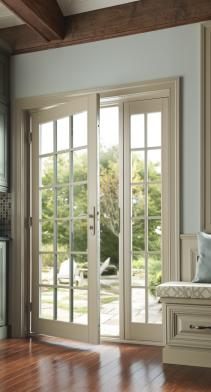 Double Hung Grid Windows In Combination With Casement Awning Or Picture Help Create The Patterns That Bungalow Style Houses Are Typically Associated