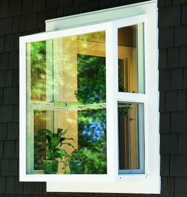 Montecito series vinyl windows milgard windows doors for Garden window