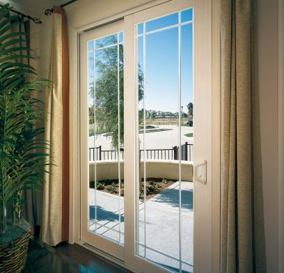 Tuscany 174 Series Vinyl Patio Doors Milgard Windows Amp Doors