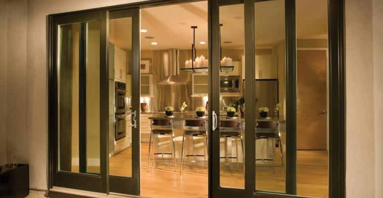Ultra amp WoodClad Fiberglass Doors Milgard Windows