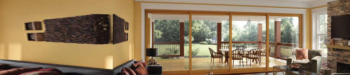Paint Or Stain The Wood Frame To Your Taste. The Aluminum Exterior Come In  Four Designer Colors To Match Your Decor.