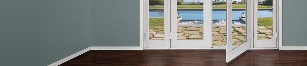 tuscany series - Wood Patio French Doors