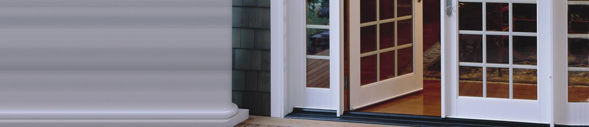 exterior french patio doors. beautiful to look at ---- with little upkeep required, ultra™ series fiberglass doors are built last. exterior french patio h