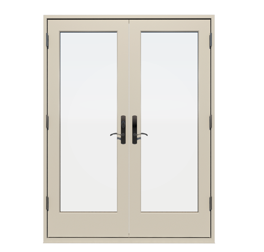 Wood Out-Swing French Patio Door   Essence Series   Milgard