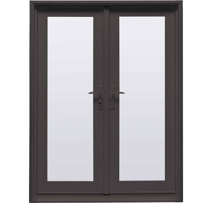 High End Vinyl Out Swing French Patio Doors Tuscany
