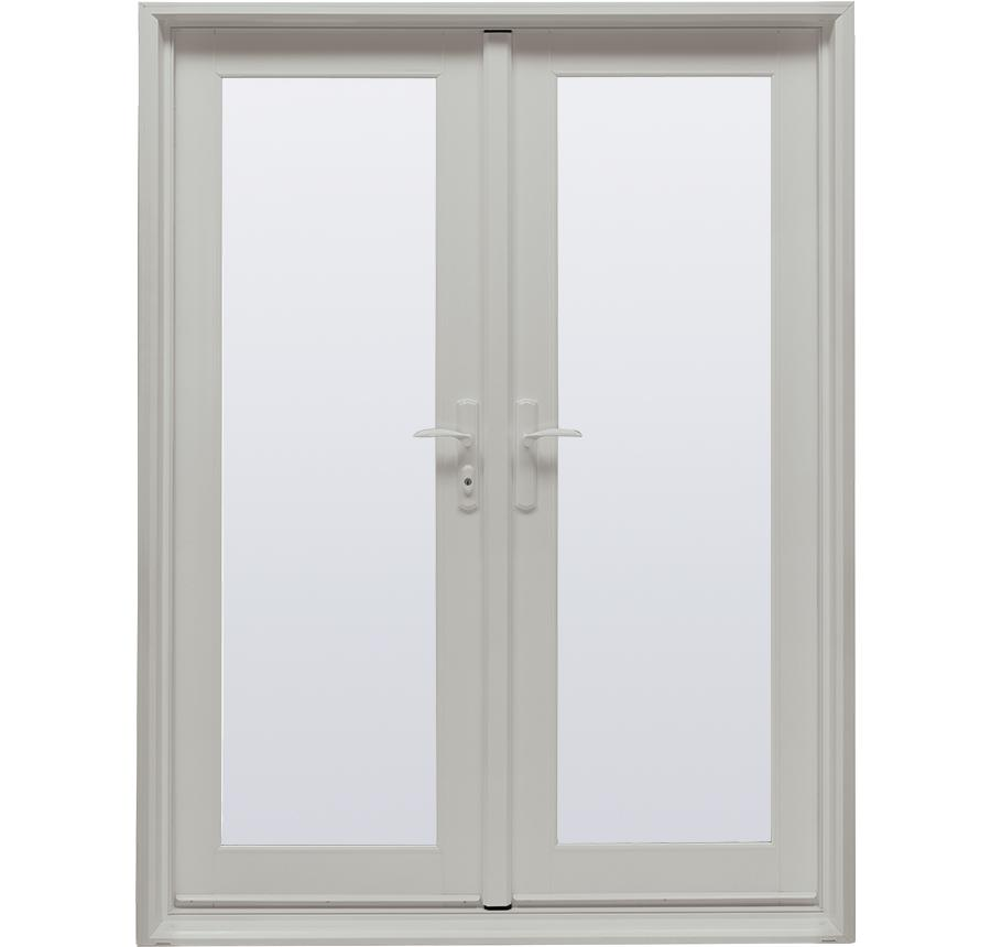 High End Vinyl Out Swing French Patio Doors Tuscany Seriesmilgard