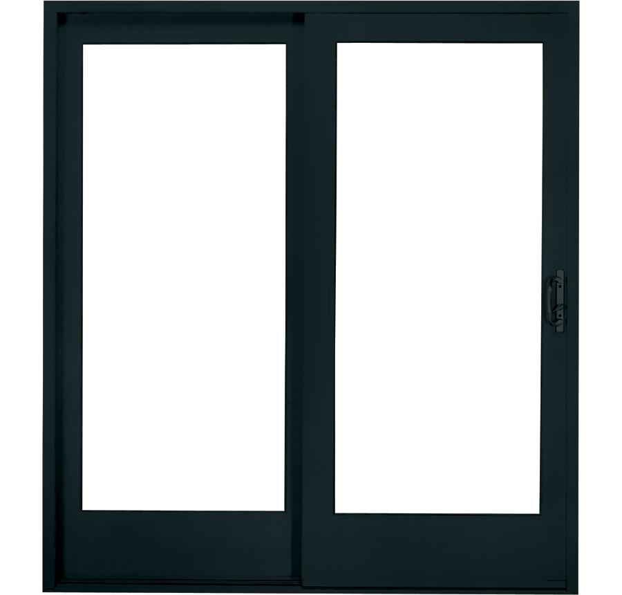 Fiberglass French Style Sliding Glass Patio Doors Ultra