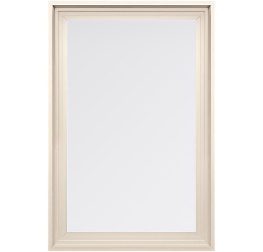 Trinsic Series Picture Window in Ivory