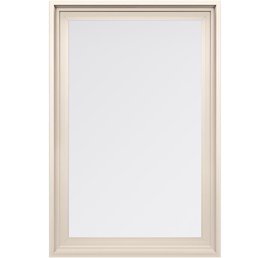 Trinsic Series Picture Window in Tan