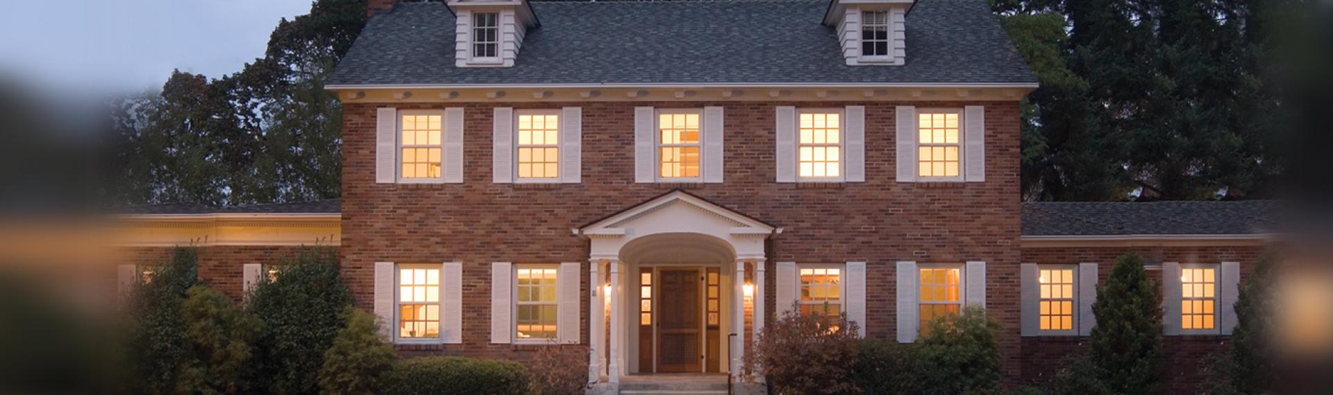 Colonial Architectural Style Considerations Milgard