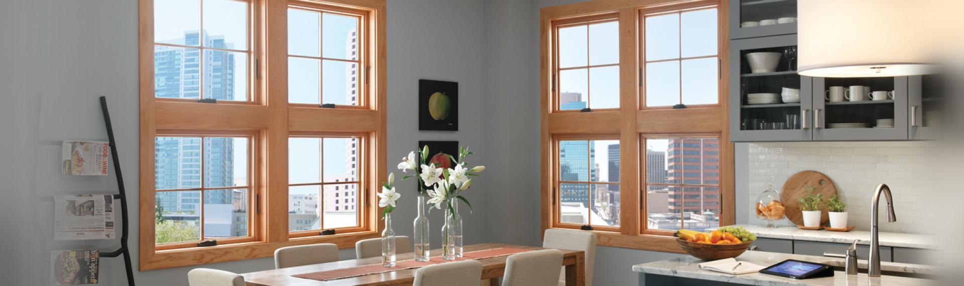 Kitchen Windows - Design & Ideas