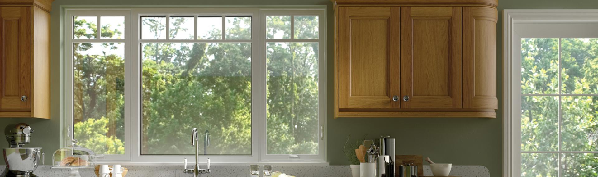Ultra And WoodClad Series Fiberglass Windows