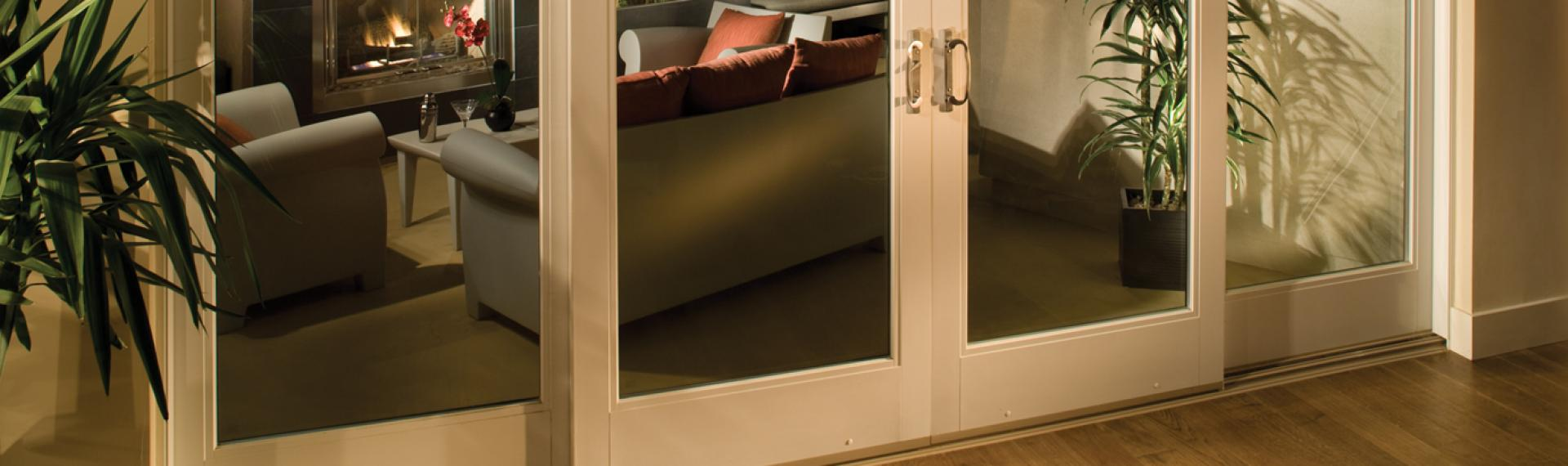 Ultra And WoodClad Series® Fiberglass Doors