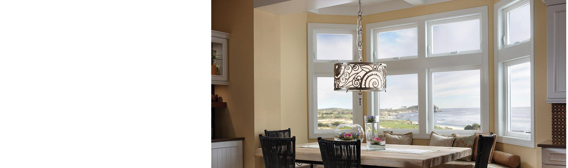 Montecito Series picture awning windows