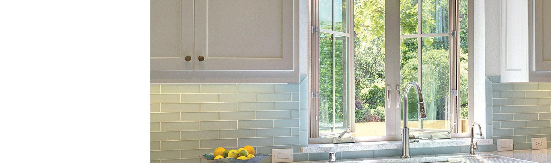 Montecito Series casement windows