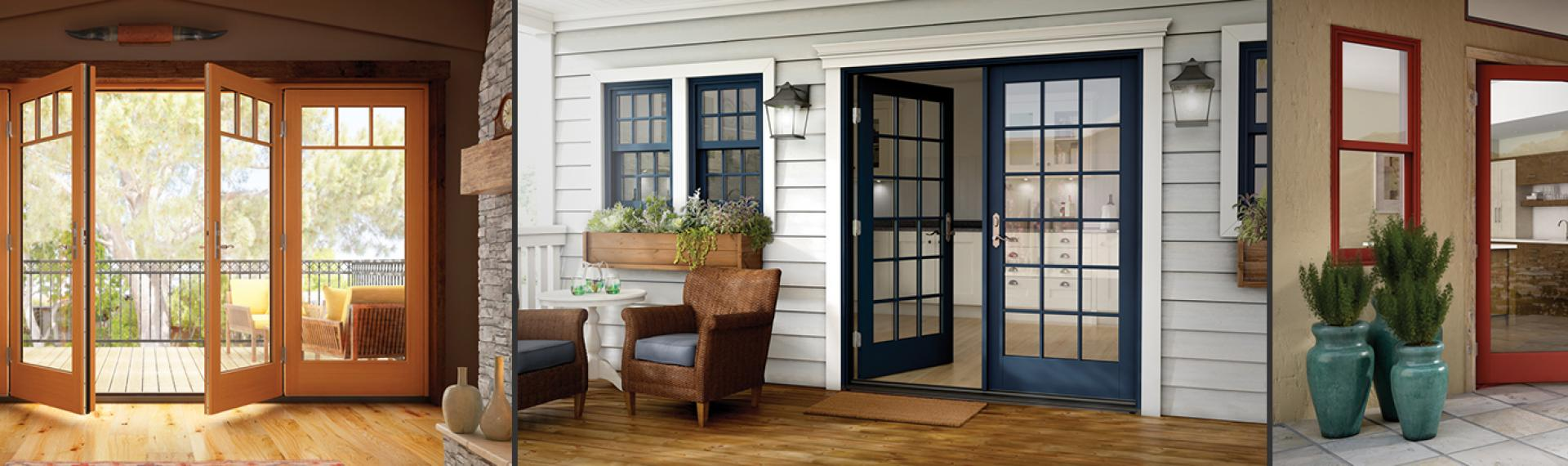 Weu0027re Pleased To Introduce Our Newest Edition In The Growing Essence  Series® Product Line. In Swing And Out Swing French Patio Doors Are Now  Available!