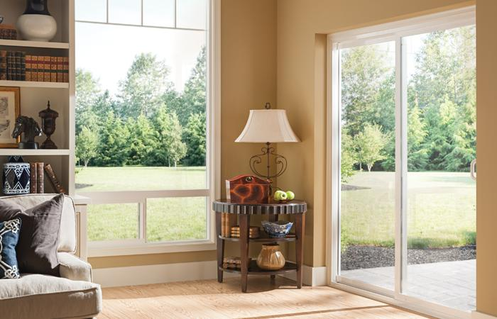 Style Line Series sliding patio doors