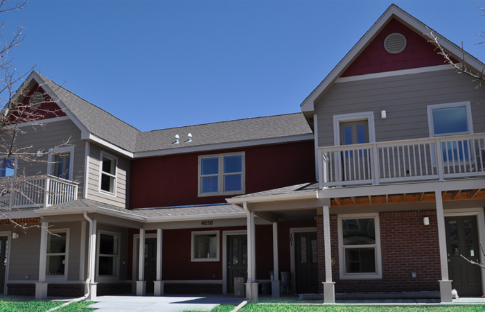 Milgard Vinyl Windows Help Complete HomeAid Colorado Housing Project