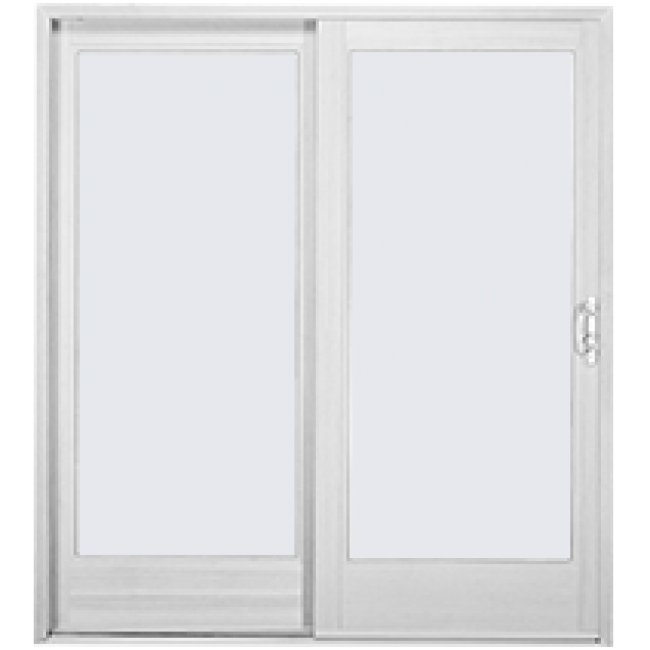 Ultra series french style sliding doors milgard for French style double doors