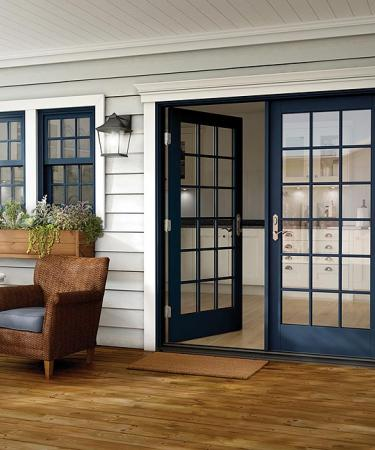 Essence Series Patio Doors Offer Frame Trim Kits That Are Specifically Made  For The Essence Series. Available In All 16 Exterior Colors, Options  Include ...