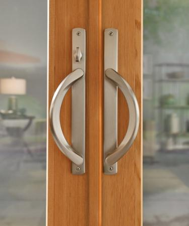 Essence Series 4-panel sliding patio door handle