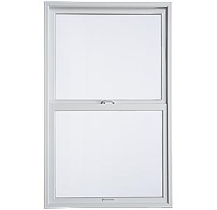 Ultra Series Single Hung Fiberglass Windows
