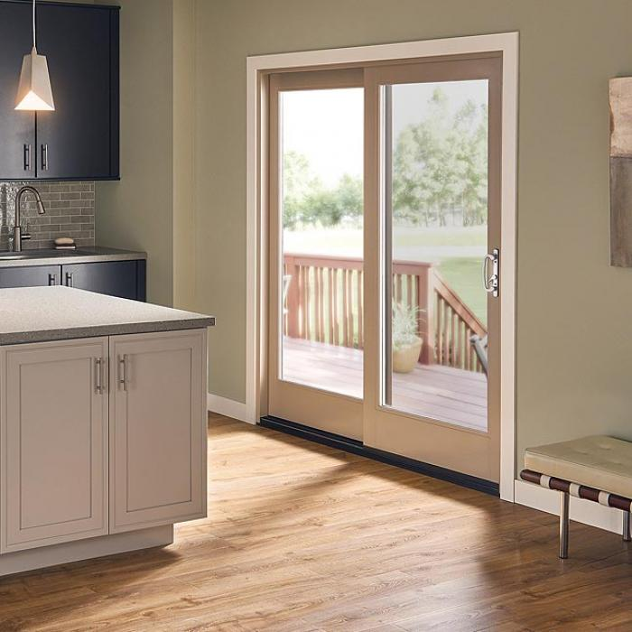 Ultra Series Fiberglass Slidiing Patio Doors