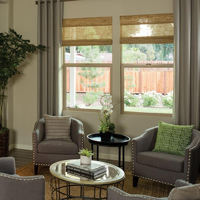 Style Line Series vinyl single hung windows