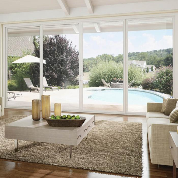 Tuscany® Series Vinyl Sliding Patio Door