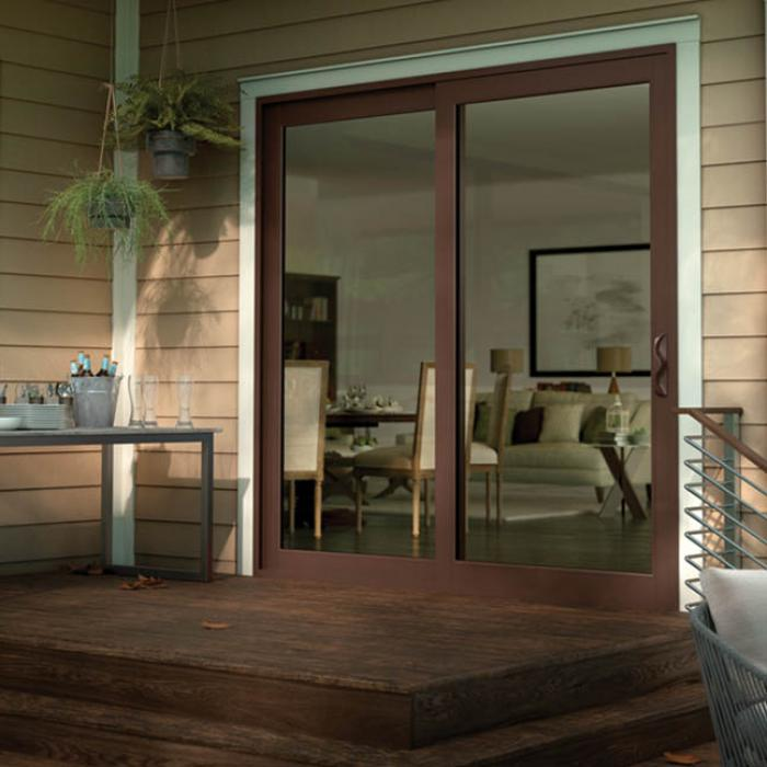French style sliding doors wood vinyl fiberglass for French style screen doors