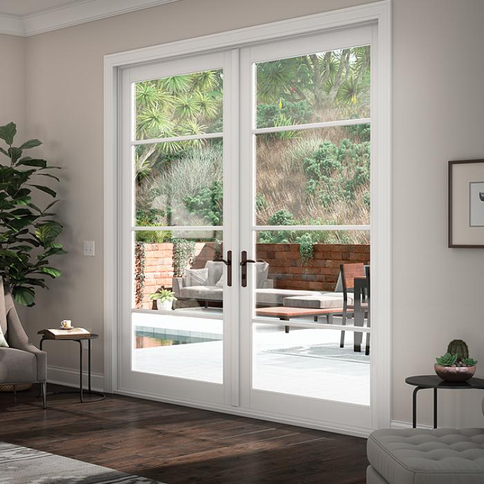 Tuscany Series out-swing patio door