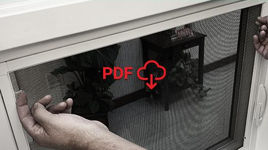 Remove and Replace a Screen